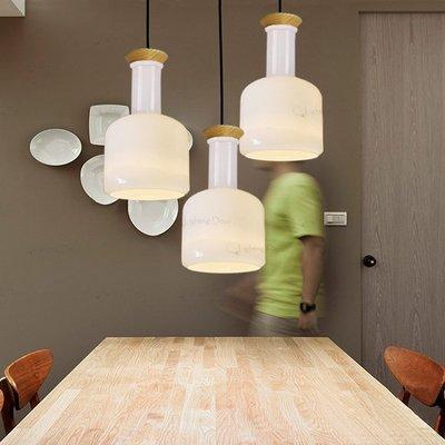 【Lighting.Deco】歡樂空間 神奇實現 餐廳吊燈 魔法瓶吊燈 試管吊燈 實驗瓶吊燈(調味罐吊燈)方形單燈