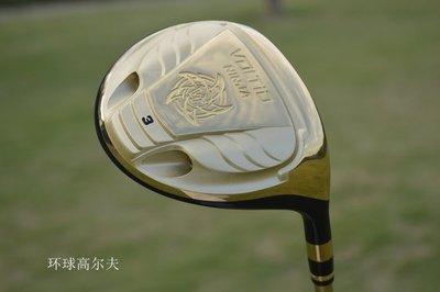 萌時尚新款球桿-日本KATANA VOLTIO NINJA 880Hi高爾夫球道木3號木5號木桿