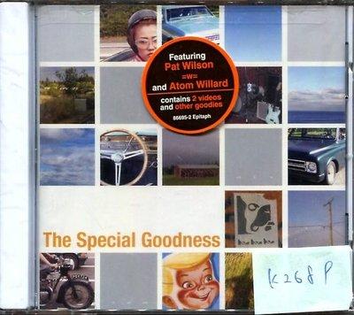 *真音樂* SPECIAL GOODNESS / LAND 美版 全新 K2689 (清倉.下標賣5)