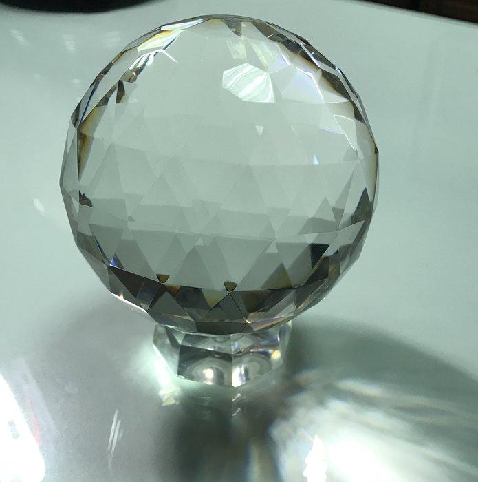 大顆凌水晶球/透明球身 /化樑壓 /化樑刀~反射化煞用(出清特價中)