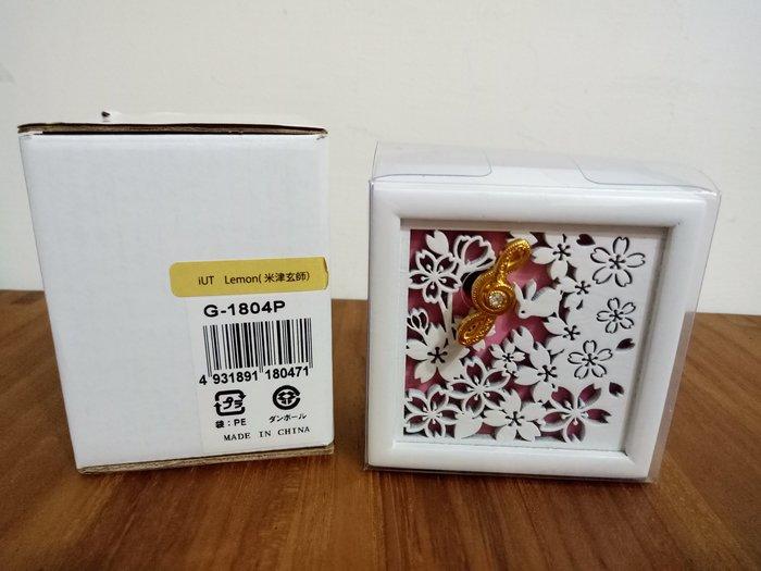 天使熊雜貨小舖~日本帶回櫻花音樂盒  現貨:白/粉色2款  全新現貨