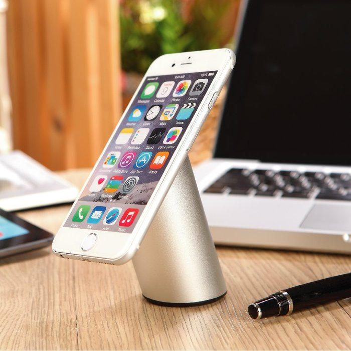 [ifostore]鋁合金手機座 GEL PS-103 Stand 充電座 iphone zenfone xperia