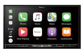 嘉義欣展 先鋒 PIONEER AVH-Z9250BT CarPlay/Android-Auto/DVD 主機 公司貨