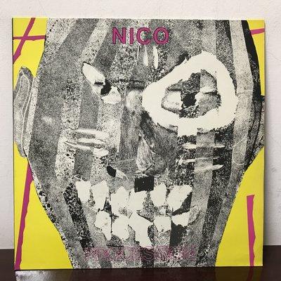 晨雨黑膠【西洋】英版, EP, 45 RPM/Nico - Procession (1982 首版)