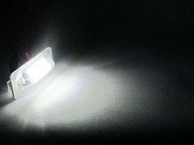 光光~BENE 朋馳 賓士canbus 專用超白光SMD後牌照燈總成W210 4D Sedan .
