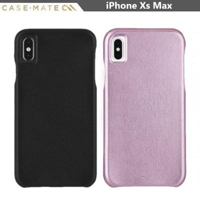 """【奇典】美國Case-Mate iPhone Xs Max (6.5"""") Barely簡約超薄真皮保護殼"""