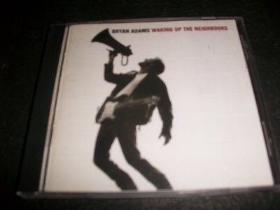CD--BRYAN ADAMS/WAKING UP THE NEIGHBOURS/美版