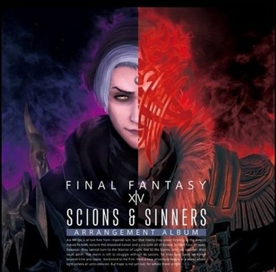 21-412-11-Scions & Sinners: FINAL FANTASY XIV (日本版BD)