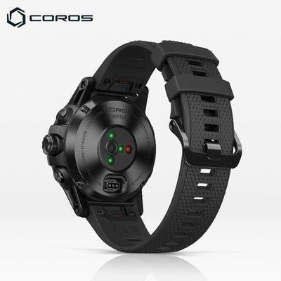 手錶COROS高馳VERTIX戶外探險手表GPS登山徒步越野跑心率血氧軌跡導航