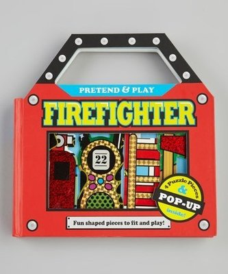 *小P書樂園* Pretend and Play: Firefighter