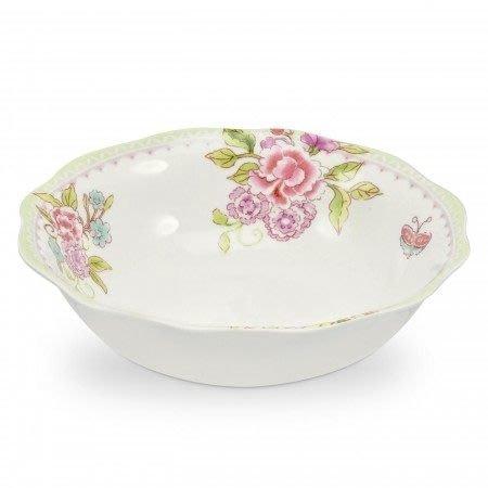 ~蘇菲亞精品傢飾~英國百年品牌Porcelain Garden 桑德森瓷花園6.5吋(17.5cm)麥片碗