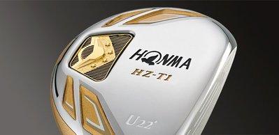 全新 HONMA GOLF HZ-T1 4S Utility 高爾夫 鐵木桿 多功能球桿 6軸桿身