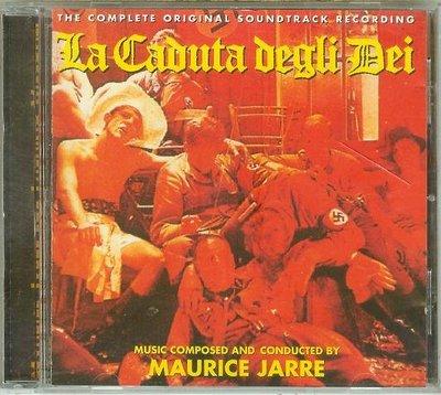 """""""納粹狂魔 La Caduta Degli Dei (The Damned)""""- Maurice Jarre,33-1"""
