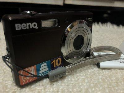 二手 BENQ DC E1035 傻瓜相機 數位相機 附新電池二枚 充電器一個
