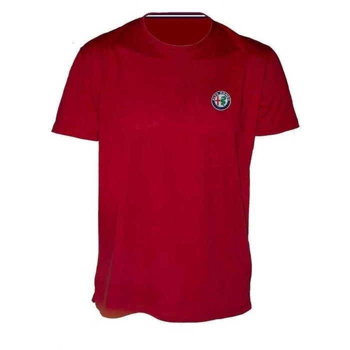 愛快羅密歐紅色 T-shirt