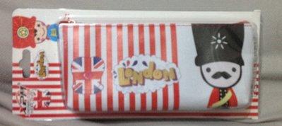 全新英國London筆袋