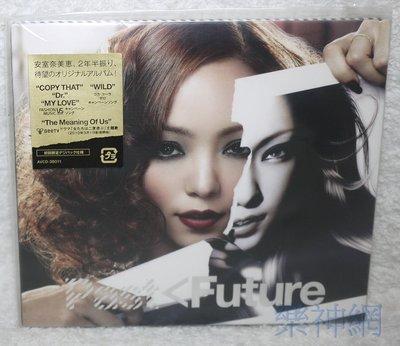 安室奈美惠 Namie Amuro 過去 未來 Past Future(日版初回CD only限定盤)~全新