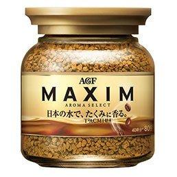 12罐超取免運|《箴言咖啡 MAXIM 罐裝80g》|AGF|愛子森林