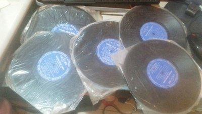 絕版早期 英文學習 黑膠 唱盤一套 便宜賣超商取貨免運費