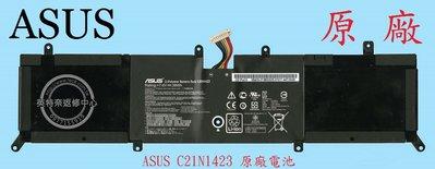 英特奈 華碩 ASUS P302 P302L P302LA P302LJ 原廠筆電電池 C21N1423 台中市