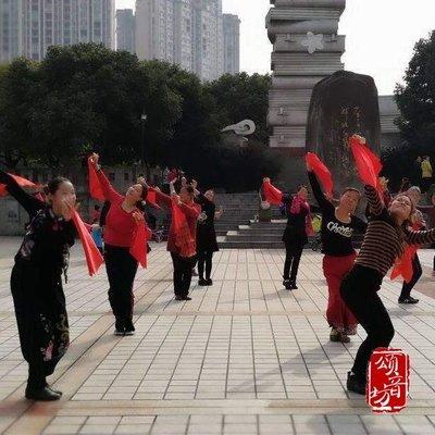 舞蹈竹板專業綢帶快板響板成人兒童口才學指板4片廣場舞蹈快板[頌音坊6189]