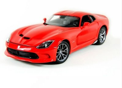 2013 道奇 Dodge Charger SRT 紅色 DG31128 1:18 合金車 預購 阿米格Amigo