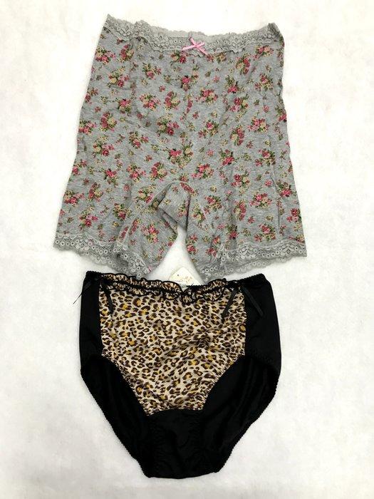【大ㄋㄟㄋㄟ&大腳丫的家】日本進口 大尺碼內褲 大尺寸2L~3L→NEW←雜誌款配褲/單件