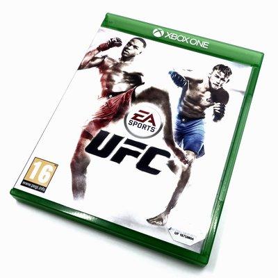 【橙市青蘋果】XBOX ONE:終極格鬥王者 UFC 美版 #01443