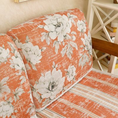 SUNNY雜貨-沙發罩笠定做全包沙發套巾蓋布沙發墊布全蓋布藝四季美式新中式#防塵罩#家居用品