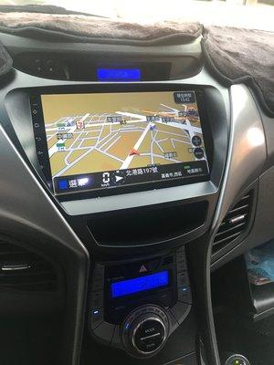 【嘉義.新動力汽車音響】現代ELANTRA專用安卓機