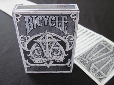 【USPCC撲克】Bicycle Coffin Fodder Playing cards ~棺材單車撲克牌