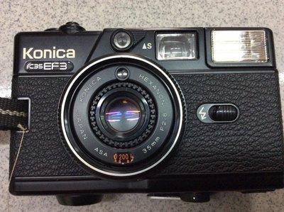 [保固一年][高雄明豐] Konica c35 EF3 功能都正常 便宜賣