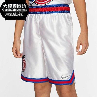 伊馨正品體育Nike/耐克正品LEBRON ~X 'TUNE SQUAD' NIKE DNA 男大童短褲CZ5153