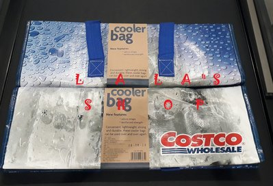 保溫保冷購物袋 保溫購物袋 保冷購物袋 防水材質 COSTCO好市多代購