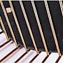 設計師鏤休閒椅 椅背符合人體工學 LOFT工業INS金屬單人椅 餐椅/辦公室椅/文青咖啡廳餐廳民宿 宥薰設計家