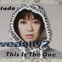宇多田Utada Hikaru-就是唯一 This Is the One【原版宣傳海報】全新!免競標~