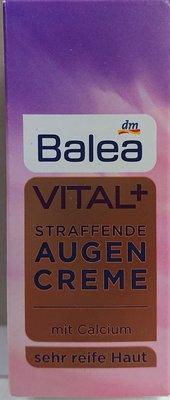 德國 Balea Vital+ 眼霜