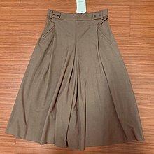 Dita 專櫃駝色褲裙        尺寸m           低價980