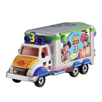 《東京家族》TOMICA 多美 迪士尼 小汽車  玩具總動員3 夢幻宣傳車