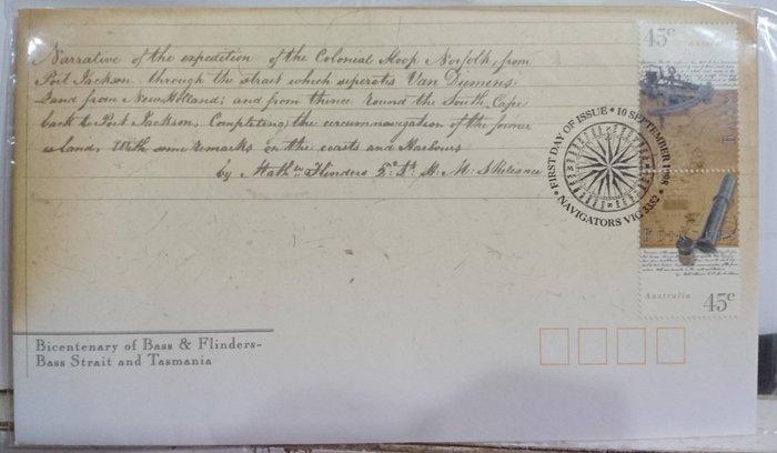 澳洲正品(現貨) - 郵票首日封收藏