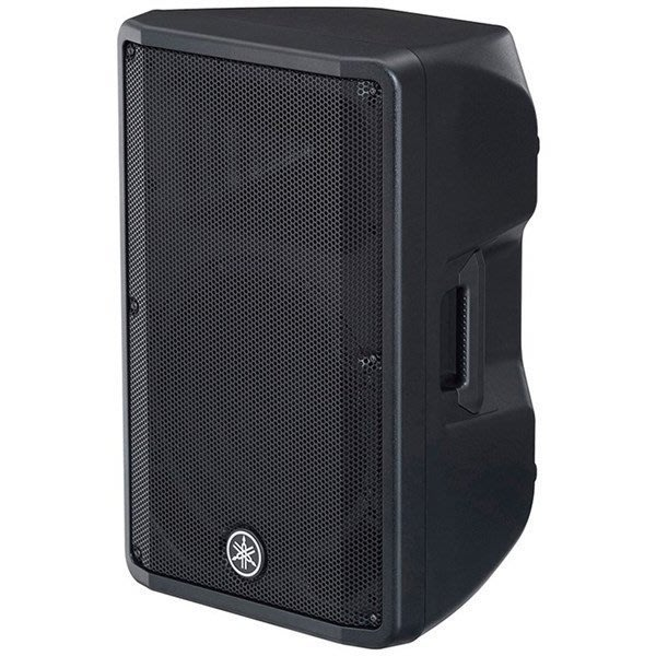 【六絃樂器】全新 Yamaha DBR12 二音路主動式喇叭 / 舞台音響設備 專業PA器材