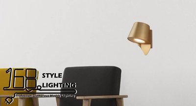 【168 Lighting】 馬克杯《LED壁燈》(三色)金色GE 81106-1
