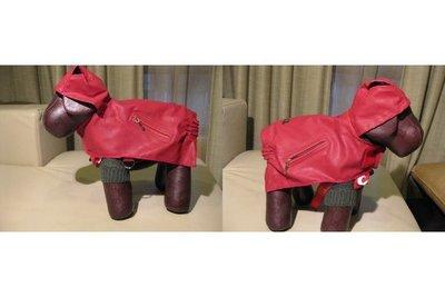 [熊熊之家]全新正品[GUCCI] 雨衣(狗雨衣) - 寵物用品 (中) (小) 適合小型和中型犬