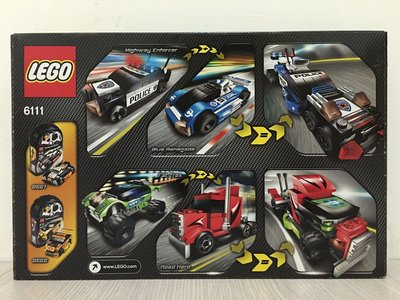 LEGO 樂高積木 #6111