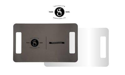 GOODFORIT / 加州Suavecito Acrylic Handle Mirror雙握柄壓克力美容鏡