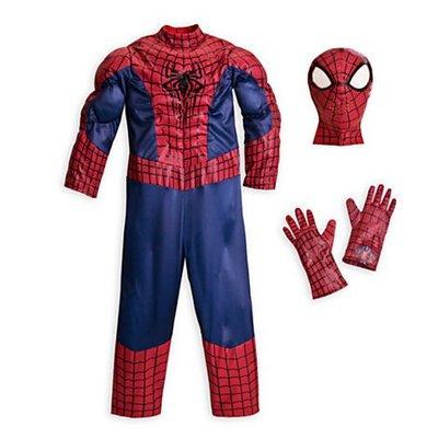 【豆芽Tsai美國商品】美國 DISNEY Spider-Man 蜘蛛人 萬聖節服裝  [ 1500元 含運費 ]