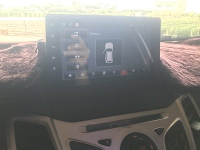 福特 Ford Fiesta 音響 嘉年華 Android  八吋安卓版觸控螢幕主機導航/USB/wifi/方控