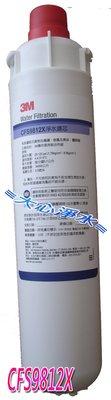 ≡大心淨水≡3M CFS 9812-X 濾心(可取代愛惠浦Everpure MC、S100、S104)