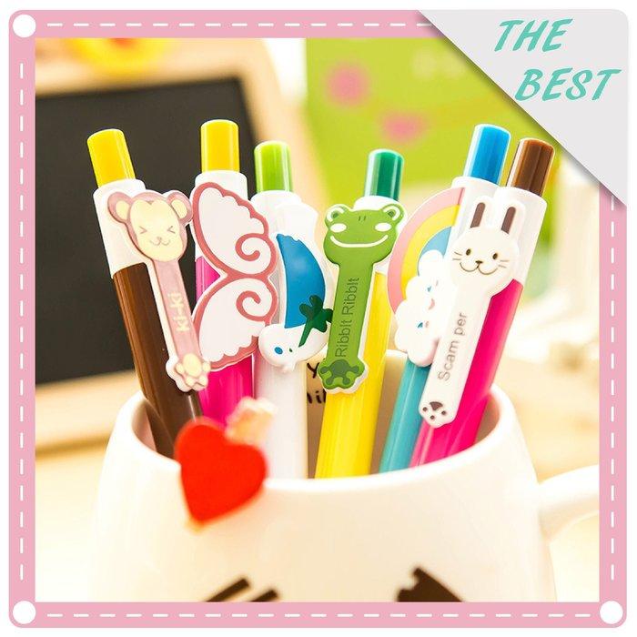 ❤❤心生活創意禮品館❤❤不挑款~福利品 小瑕疵 不影響書寫~可愛 動物 造型 原子筆 圓珠筆 造型筆