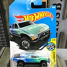 Hotwheels Toyota OFF ROAD Truck Hot Wheels